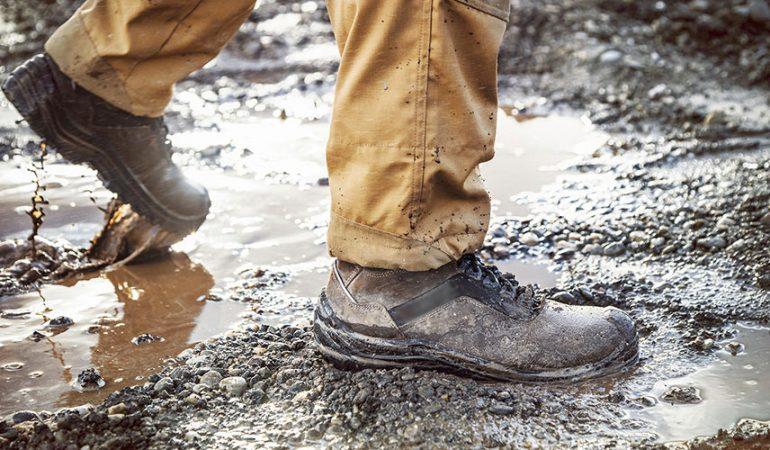 Quand changer ses chaussures de sécurité